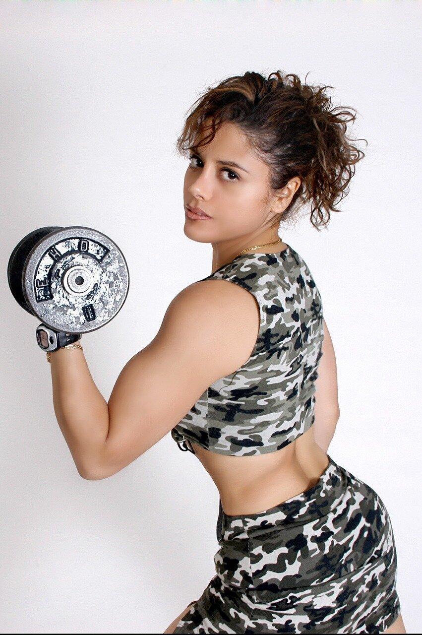 Kobieta - Sportowiec